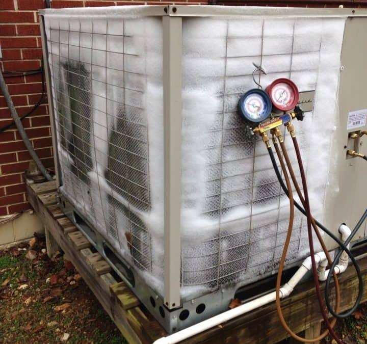 Why Is My AC Freezing Up?
