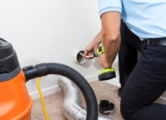 Dryer Vent Cleaning Process Bronx, Yonkers, Westchester County NY - Rite Temp HVAC LLC
